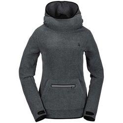 bluza VOLCOM - Polartec Mid Hoody Heather Grey (HGR) rozmiar: L