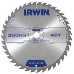 Tarcza do pilarki tarczowej PRO350X40TX30 śr. 350 mm 40 z IRWIN