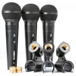 VX1800SMikrofon dynamiczny Zestaw XLR z kablem