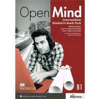Książki do nauki języka, Open Mind Intermediate Książka ucznia (standard) (opr. miękka)