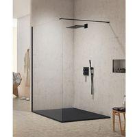 Ścianki prysznicowe, Ścianka prysznicowa 110 cm EXK-0060 New Modus Black New Trendy