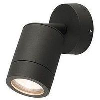 Lampy ścienne, Kinkiet Nowodvorski Fallon 9552 lampa ścienna ogrodowa 1X10W GU10 IP54 grafit