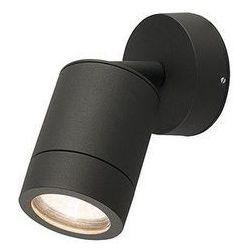 Kinkiet Nowodvorski Fallon 9552 lampa ścienna ogrodowa 1X10W GU10 IP54 grafit