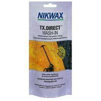 Pozostałe do prania, Impregnat do odzieży przeciwdeszczowej NIKWAX TX. Direct Wash-In saszetka 100ml