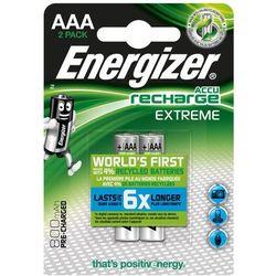 Akumulatorki ENERGIZER Extreme AAA 800mAh 2szt.