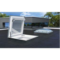 Okno wyłazowe do płaskiego dachu Fakro DRC-C P2 100x100