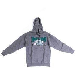 bluza DGK - Team Hustle Hooded Fleece Gunmetal (GUNMETAL) rozmiar: M