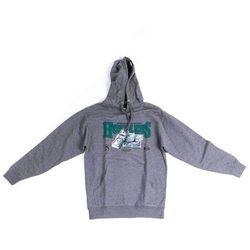 bluza DGK - Team Hustle Hooded Fleece Gunmetal (GUNMETAL) rozmiar: XL