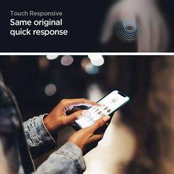 Szkło Hartowane Spigen Alm Glass Fc do Samsung Galaxy A52 LTE / 5G Black