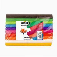 Pozostałe artykuły papiernicze, Bibuła marszczona STARPAK Mix 10 kolorów
