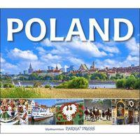 Albumy, Album Polska w.angielska (kwadrat) - Bogna Parma - książka (opr. twarda)