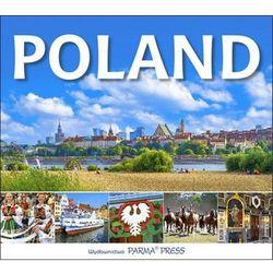 Album Polska w.angielska (kwadrat) - Bogna Parma - książka (opr. twarda)