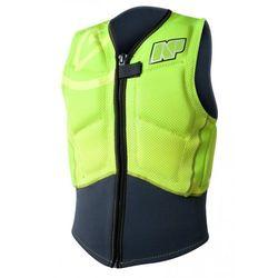 Kamizelka Neil Pryde Rise, Np Impact Vest Front Zip 2015 C2-lime