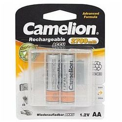 Camelion Akumulator Ni-MH AA (R06), 2700mAh, 2-pack + BOX (17027206) Darmowy odbiór w 21 miastach!