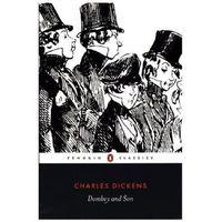 Książki do nauki języka, Dombey & Son (opr. miękka)