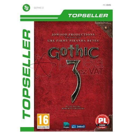 Gry na PC, CD PROJEKT Gothic 3