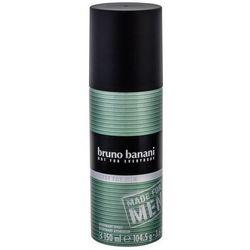 Bruno Banani Made For Men dezodorant 150 ml dla mężczyzn