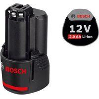 Ładowarki i akumulatory, Bosch Professional Li-Ion 10,8/12 V / 2,0 Ah (1600Z0002X)