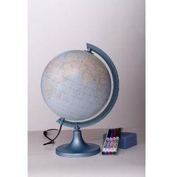 Globus 250mm konturowy podświetlany + zakładka do książki GRATIS