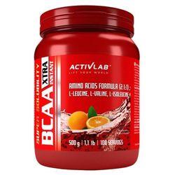 ActivLab BCAA XTRA INSTANT 500g o smaku cytrynowym