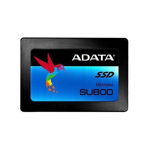 Dyski do notebooków, Adata SSD Ultimate SU800 256GB S3 560/520 MB/s TLC 3D DARMOWA DOSTAWA DO 400 SALONÓW !!