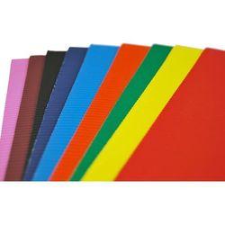 Tektura falista 10 kolorów