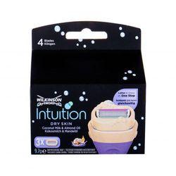 Wilkinson Sword Intuition Dry Skin wkład do maszynki 3 szt dla kobiet