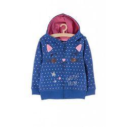 Bluza rozpinana dla dziewczynki 3F3705