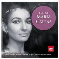 Koncerty muzyki klasycznej, Best Of Maria Callas