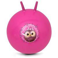 Piłki dla dzieci, Spokey dziecięca piłka do skakania Little owl 60 cm - BEZPŁATNY ODBIÓR: WROCŁAW!