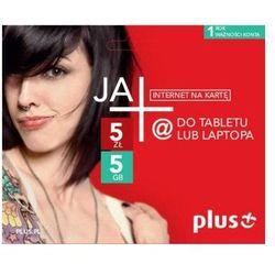 Starter PLUS GSM JA+ Internet na Kartę 5GB 5PLN
