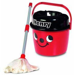 Casdon 656 Wiaderko i mop Henry Little Helper Promocja (-24%)