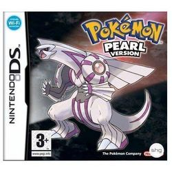 Pokemon Pearl - Nintendo DS - Akcja