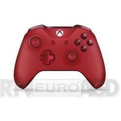 Microsoft Xbox One Kontroler bezprzewodowy (czerwony)