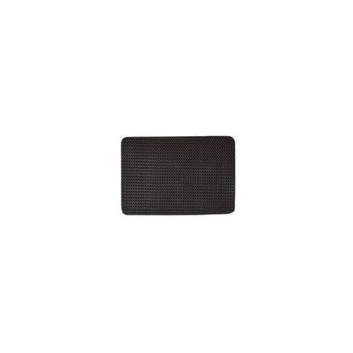 Naszywki i dodatki, naszywka emblemat GRUPA KRWI kpl. 2szt. PVC czarny (OD-BLP-RB-01)