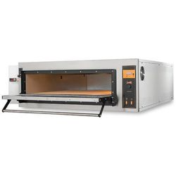 Piec elektryczny piekarniczy modułowy szamotowy | 2x600x400mm