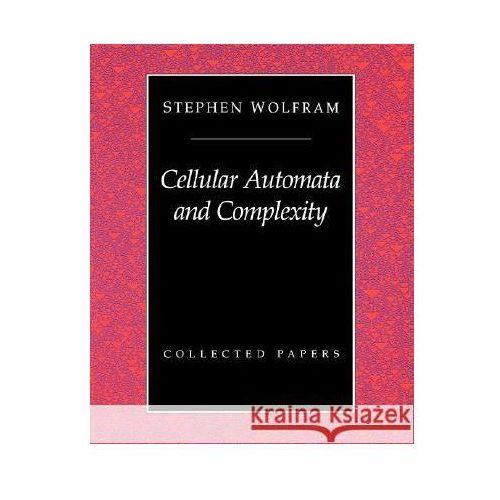 Książki do nauki języka, Cellular Automata & Complexity (opr. miękka)