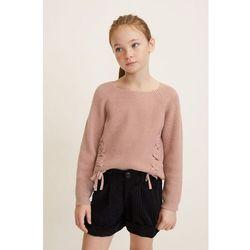 Mango Kids - Sweter dziecięcy Jackie 110-164 cm