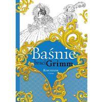 Książki dla dzieci, Baśnie braci Grimm. Kopciuszek i inne (opr. twarda)