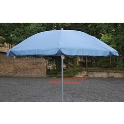 Niebieski parasol plażowy, ogrodowy lub balkonowy 1,80 m