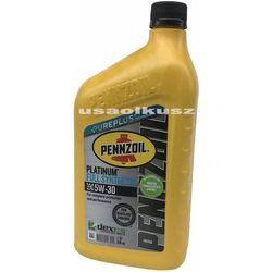 Olej silnikowy syntetyczny Pennzoil 5W-30 MS-13340 SN PLUS 5W30