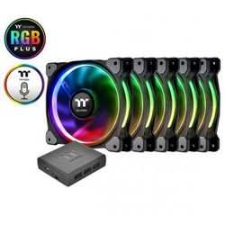THERMALTAKE Riing 14 RGB Plus TT Premium Edition 5 Pak CL-F057-PL14SW-A