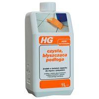 Pozostałe płytki i akcesoria, Środek HG Czysta błyszcząca podłoga 1 l