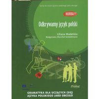Książki do nauki języka, Odkrywamy język polski (opr. miękka)