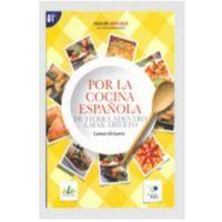Książki do nauki języka, Colección Singular.es: Por la cocina espanola (opr. miękka)