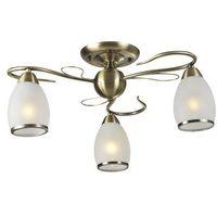 Lampy sufitowe, Żyrandol Asturia 3 292/3 - Lampex - Sprawdź kupon rabatowy w koszyku