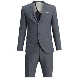 Selected Homme SHDONE MAZE SUIT Garnitur medium blue melange