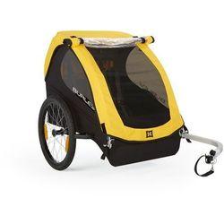 Przyczepka rowerowa dla dzieci Burley Bee:: 30 dni na zwrot lub wymianę:: Gwarancja Zadowolenia burley (-15%)