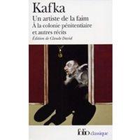 Książki do nauki języka, Un Artiste de la Faim (2191) (opr. miękka)