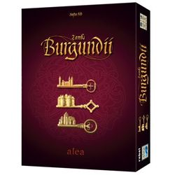 Gra Zamki Burgundi i BIG BOX (14383). od 12 lat